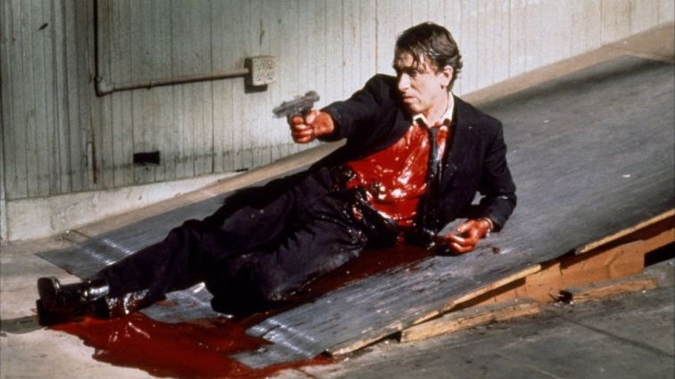 Tim Roth in Reservoir Dogs