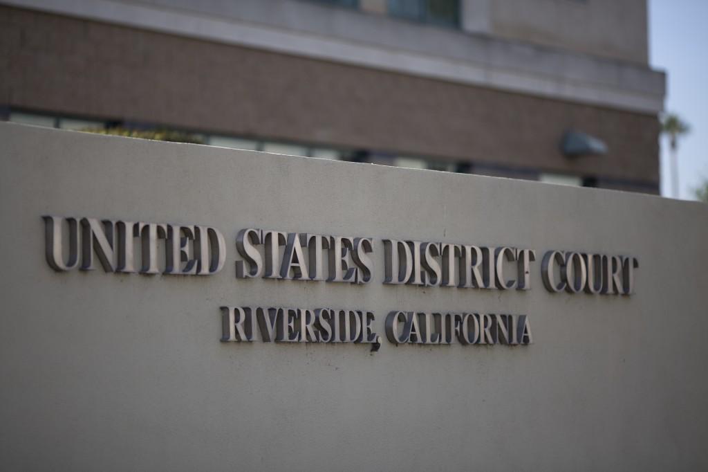 u.s. district cour riverside california