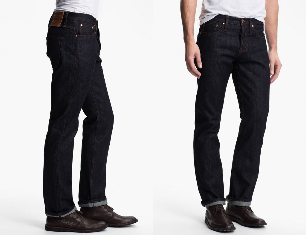 Ubranded Brand straight-leg jeans at Nordstrom
