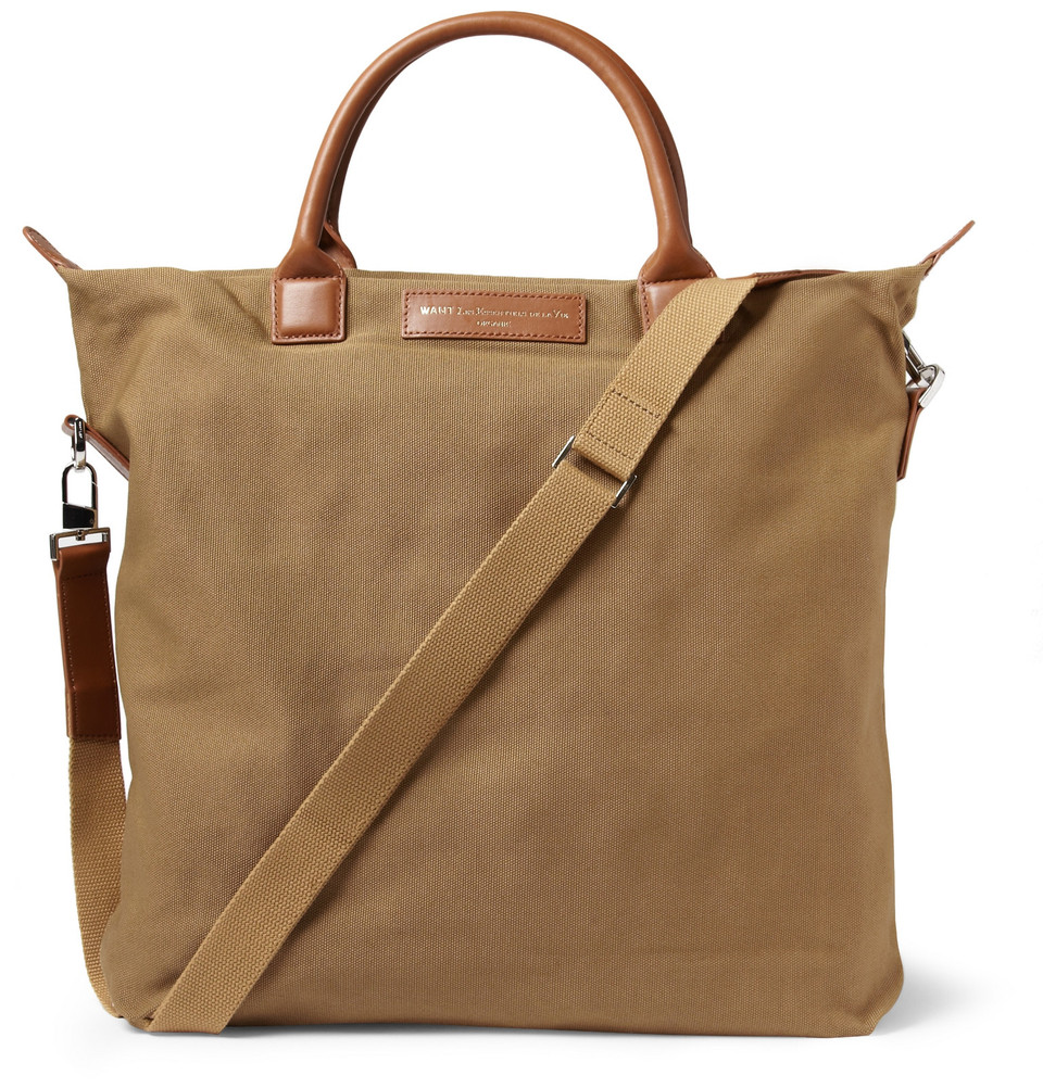 WANT Les Essentiels de la Vie bag at Mr. Porter