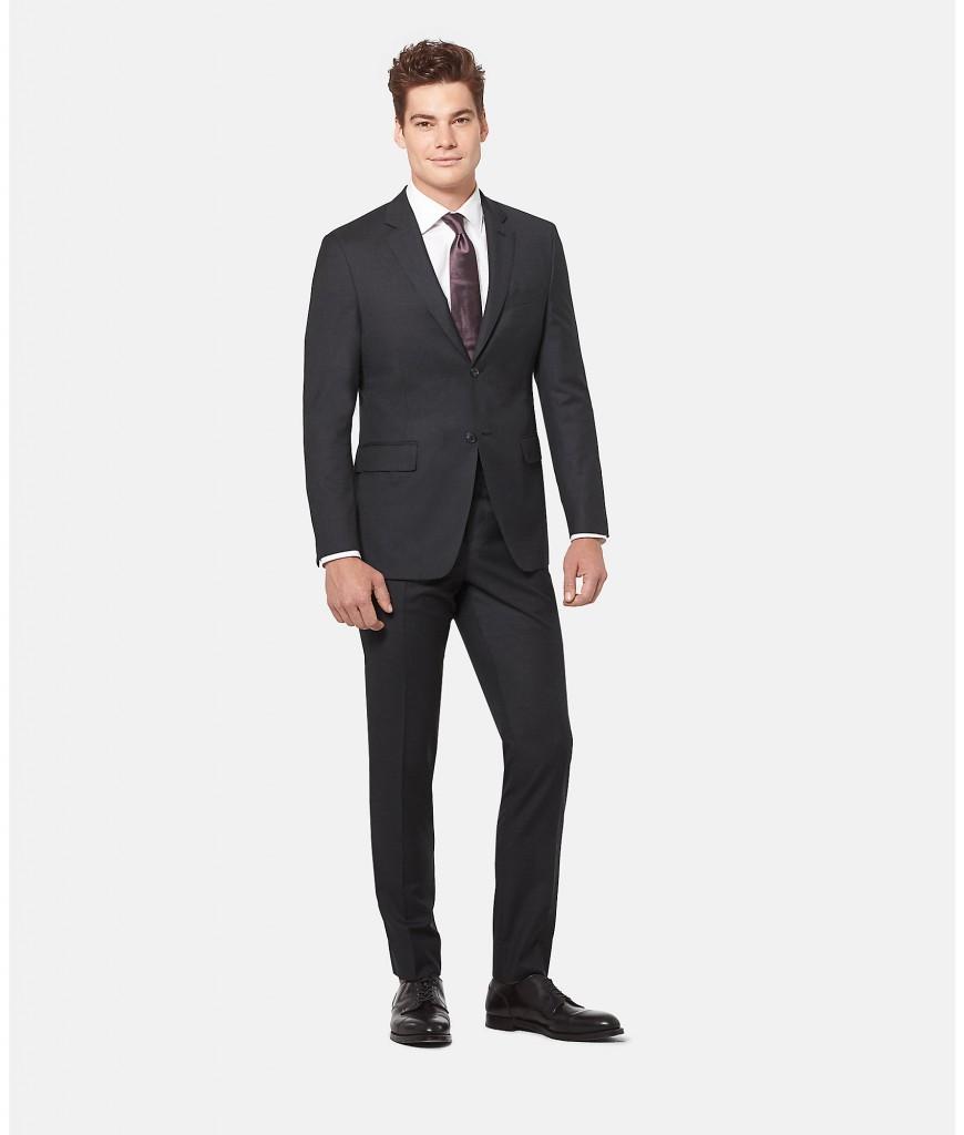 Warren Fit Wool Micro Design Suit
