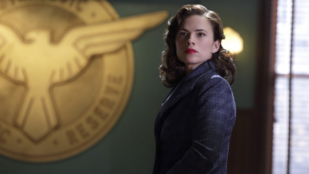 Agent Carter - ABC, Marvel, Hayley Atwell