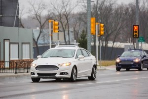 Ford's Autonomous Fusion Now Drives by Night Without Headlights
