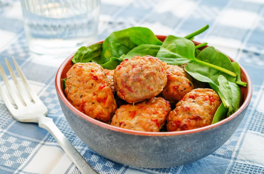 meatballs can make up healthy crockpot recipes
