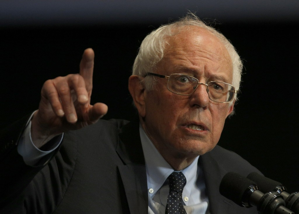 Bernie Sanders is one of the most popular politicians in America.