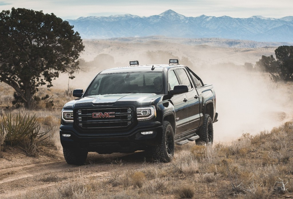 All Dolled Up — GMC Sierra