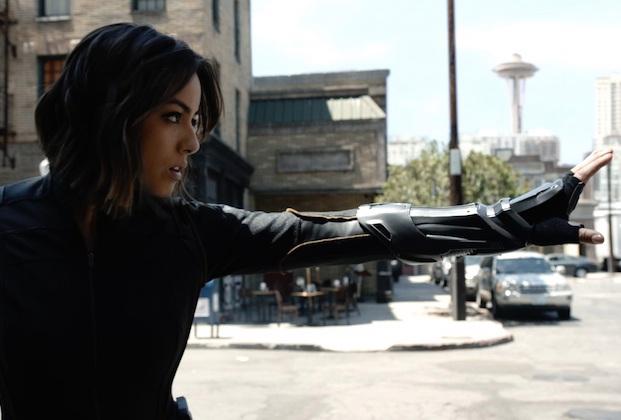 Daisy, Chloe Bennett - Agents of SHIELD, Marvel