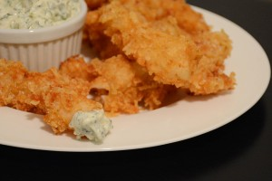 Try This 25-Minute Bar Favorite: Fish and Chips Sticks