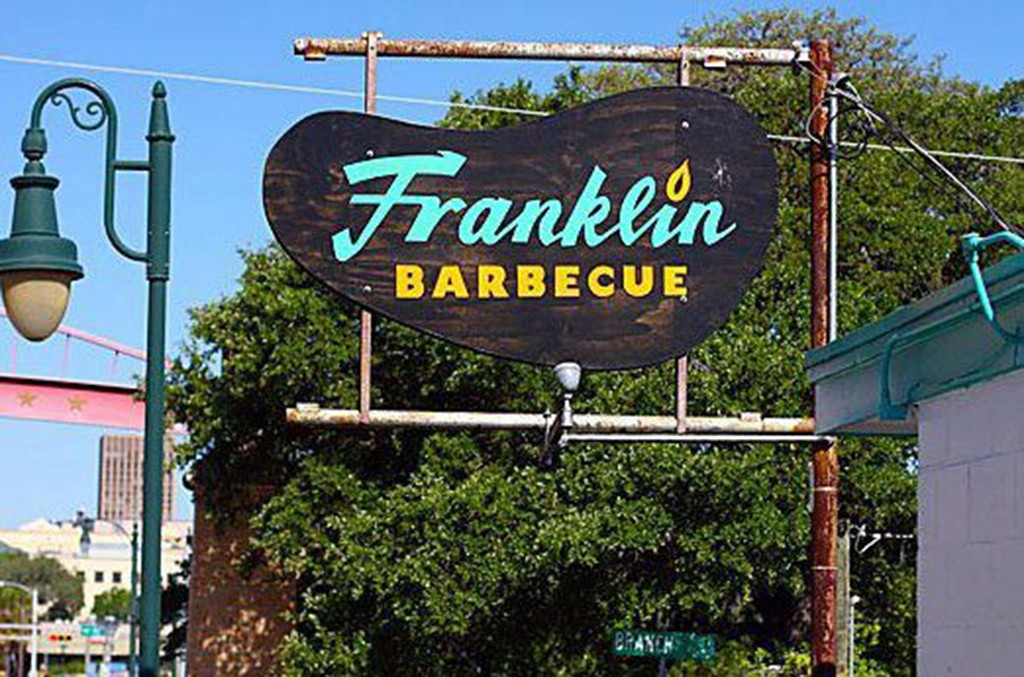 Franklin BBQ in Austin, Texas