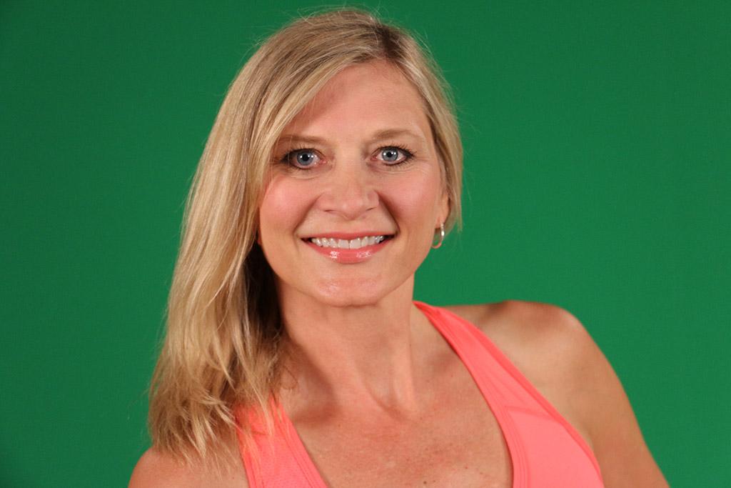 close headshot of Gina Guddat