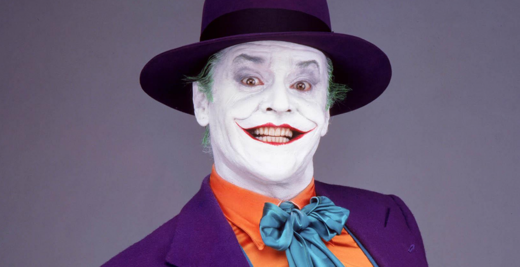 The Joker - Batman, Jack Nicholson