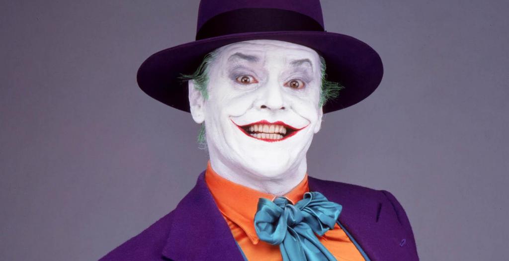 The Joker - Batman, Jack Nicholson