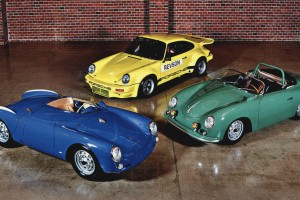 Jerry Seinfeld's Car Collection: Would You Buy One of His Porsches?