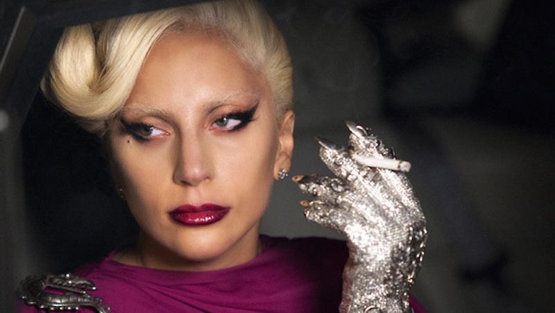 """Lady Gaga in """"American Horror Story: Hotel"""""""