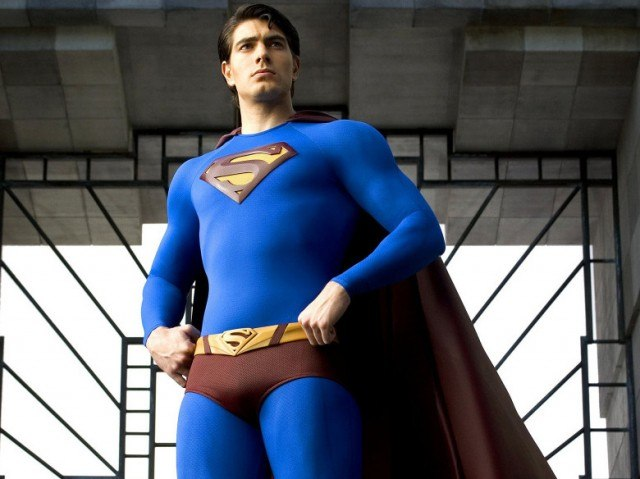 Brandon Routh as 'Superman Returns'