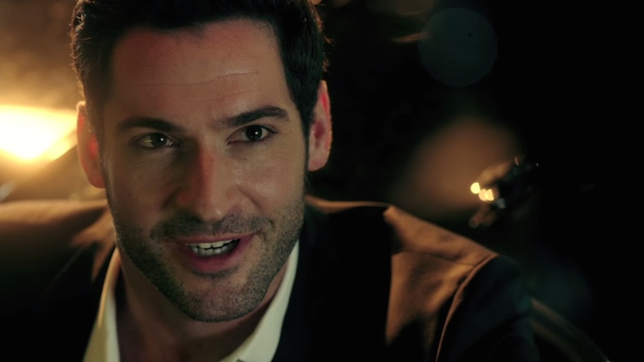 Lucifer - FOX, Tom Ellis