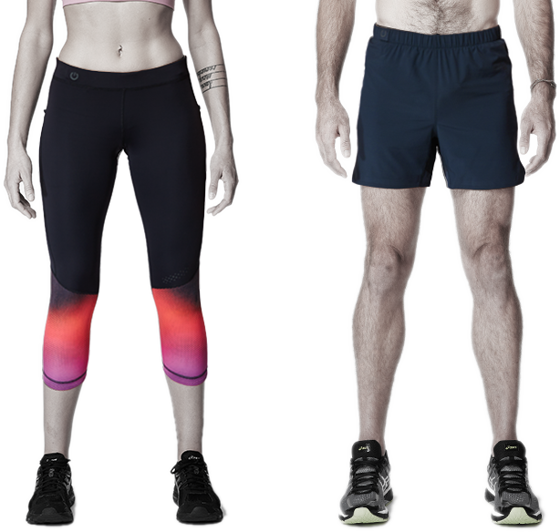 lumo run pants adjust posture as you run