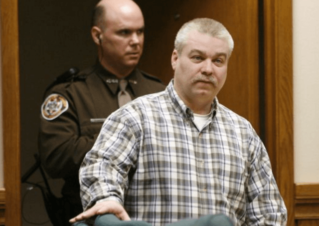 Steven Avery, the main subject of Netflix's documentary, 'Making a Murderer'
