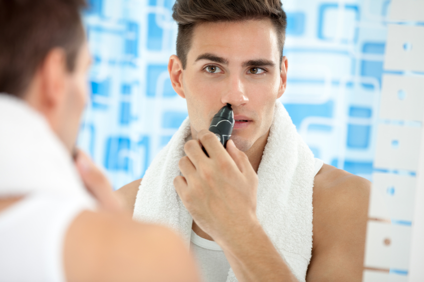 Many men groom these areas the wrong way