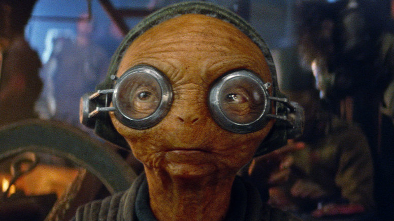 Maz Kanata, Lupita Nyong'o - Star Wars: The Force Awakens
