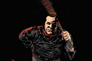'The Walking Dead': Here's What Happens to Negan in the Comics