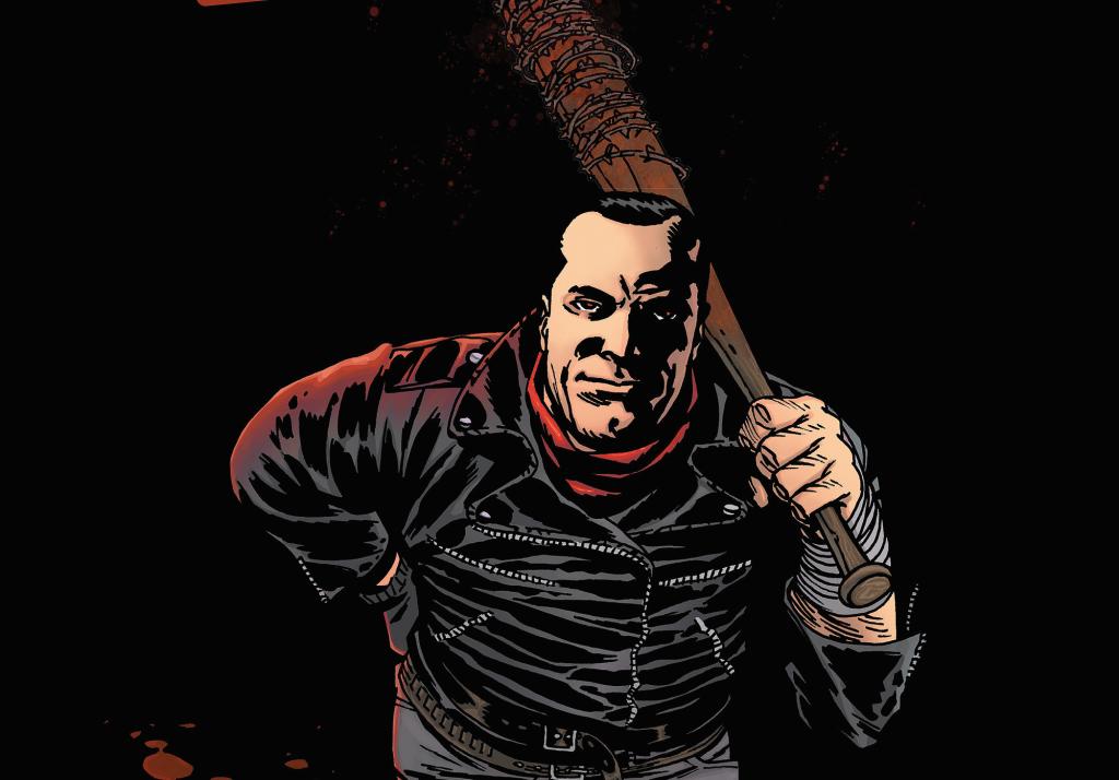 Negan, The Walking Dead