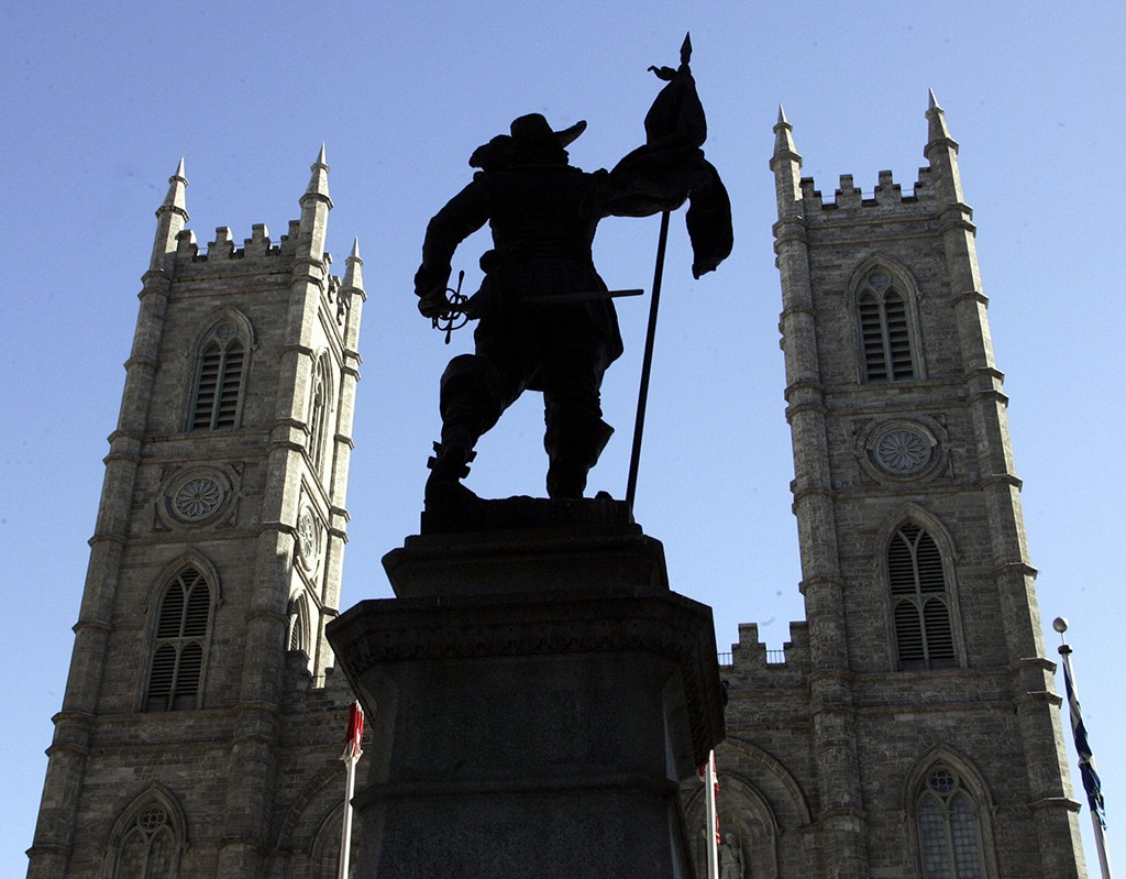 Notre-Dame Basilica of Montreal