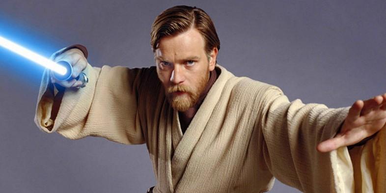 Obi Wan Kenobi - Ewan McGregor