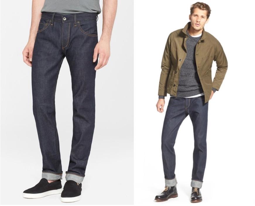 rag & bone slim fit jeans at Nordstrom