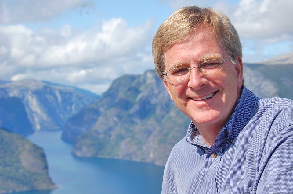 Rick Steves Travel Books Europe