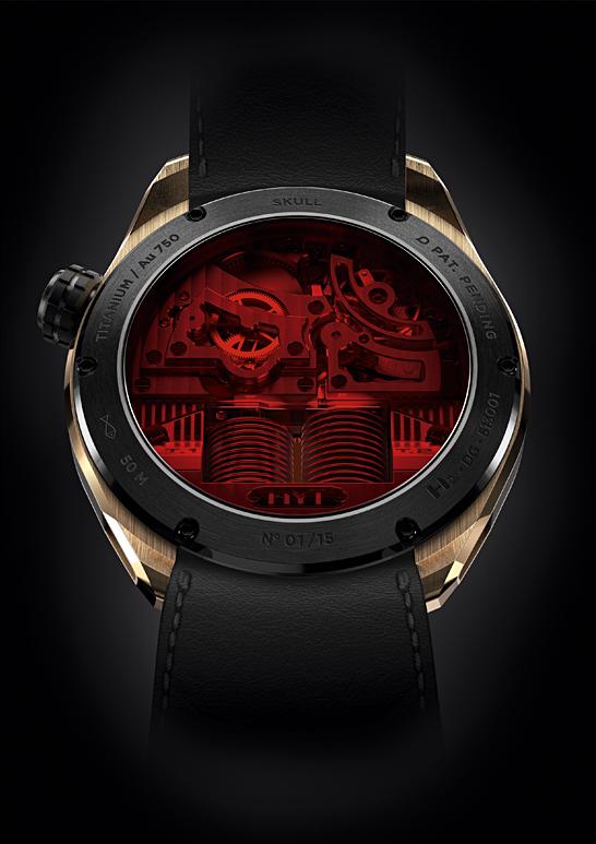 HYT watch