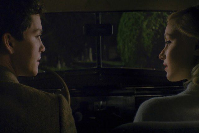Logan Lerman and Sarah Gadon star in 'Indignation,' which premiered at the 2016 Sundance Film Festival