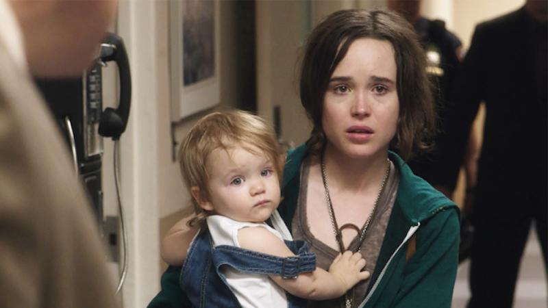 Ellen Page in Tallulah