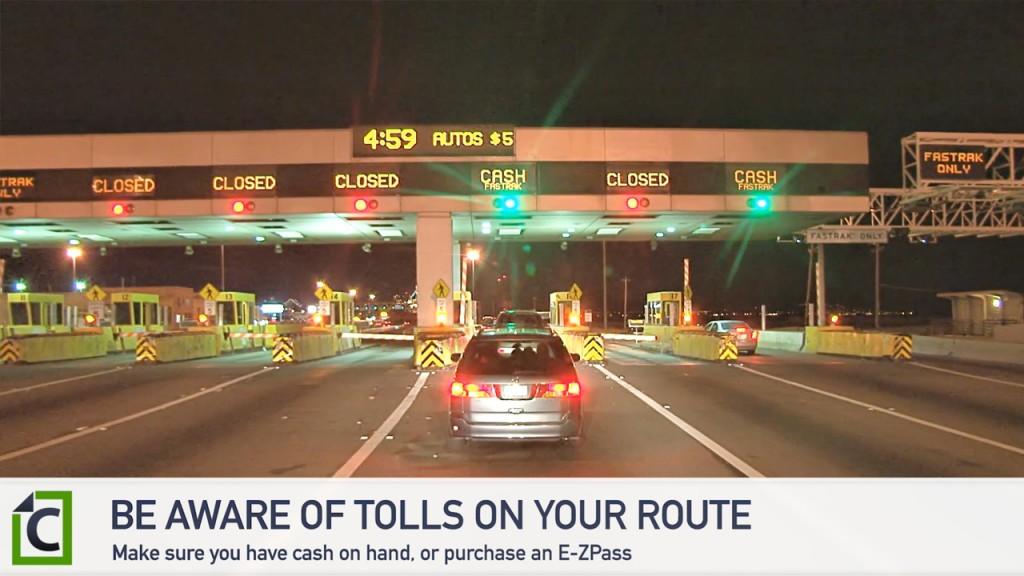 plan for tolls