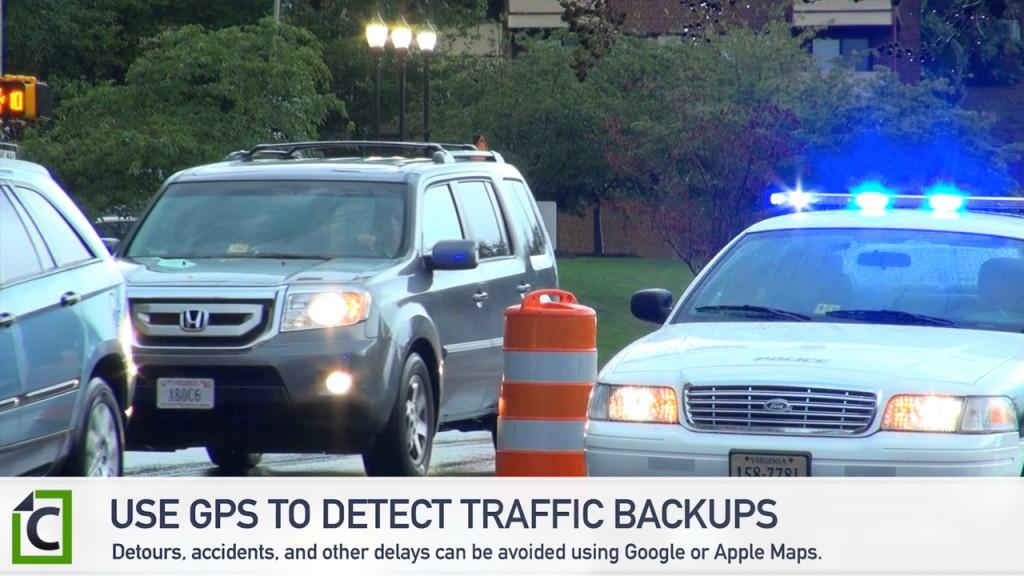 traffic backups