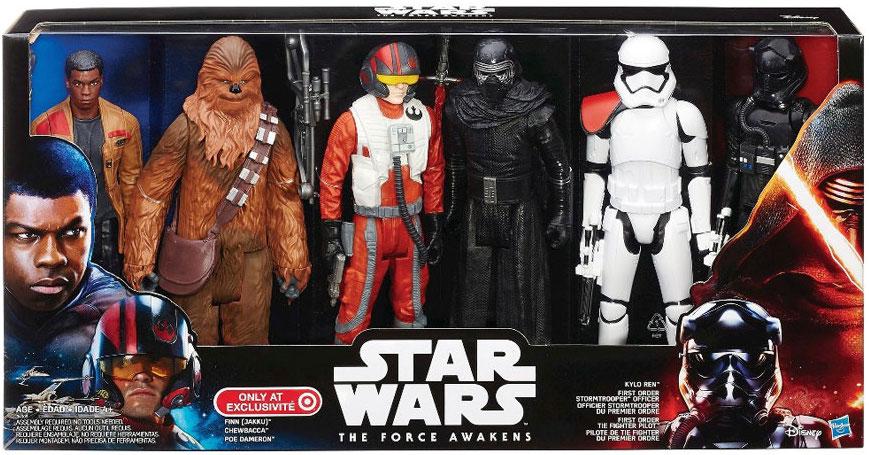 Where's Rey? - Hasbro, Disney