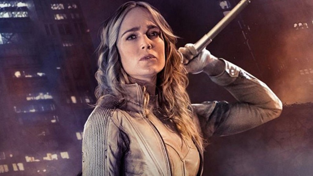 Caity Lotz, White Canary - CW's Legends of Tomorrow