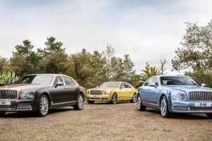 2017 Bentley Mulsanne Preview
