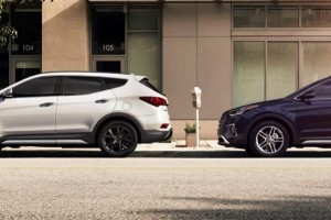 Hyundai Refines Santa Fe and Santa Fe Sport Models for 2017