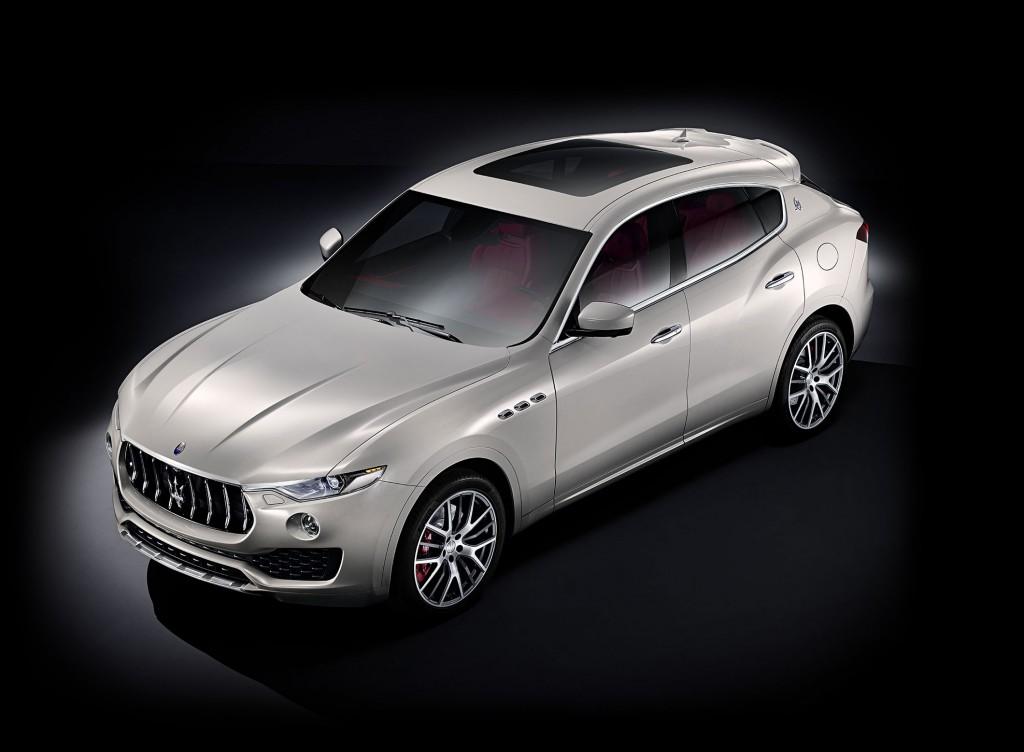 Source: Maserati