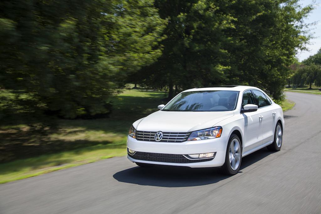 2013 Volkswagen Passat TDI