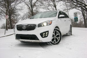 2016 Kia Sorento Review: A B-Movie SUV Turned Red Carpet Ride