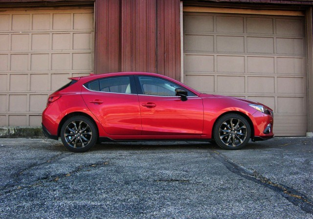 The 2016 Mazda3 hatchback has a very capable Skyactiv engine