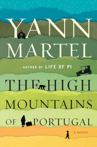 Yann Martel's 'The High Mountains of Portugal'