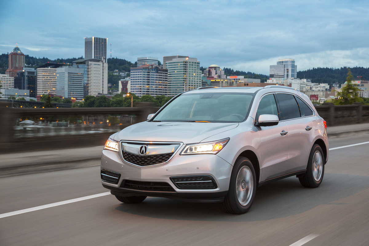 Acura Is Giving The MDX A New Lease On Life For - Acura suv lease