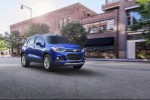 The 2017 Chevy Trax Gets a New Look and More Tech