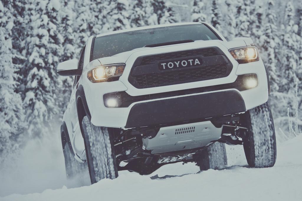 2017 Toyota Tacoma TRD