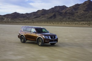 2017 Nissan Armada: What Americans Want a Large SUV to Be