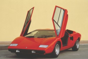 Lamborghini Countach: The World's Best Terrible Car