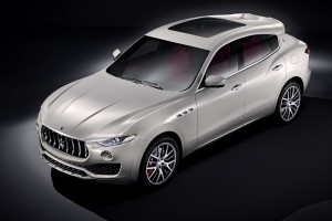 Without Further Ado … Meet the Maserati Levante